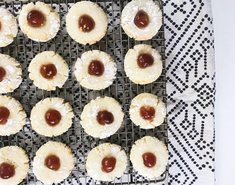 Easy Italian biscuits like our Nonna makes