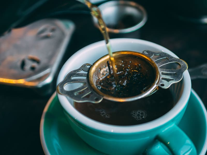 Mindfulness for mums - try making tea