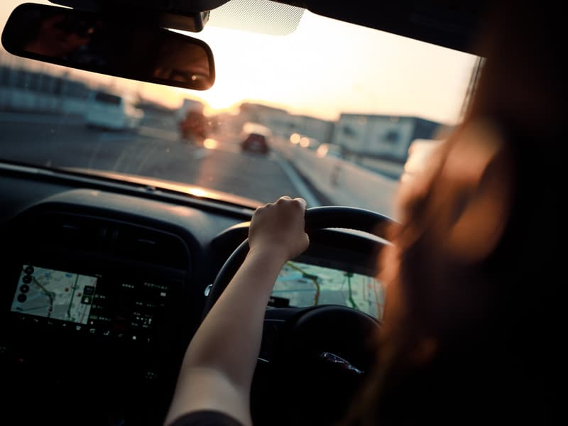 Practising mindfulness while driving - not happening