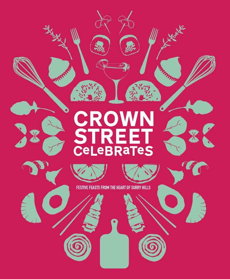 Crown Street Celebrates cookbook
