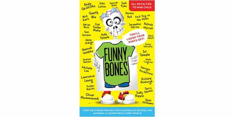 Funny books - Funny Bones