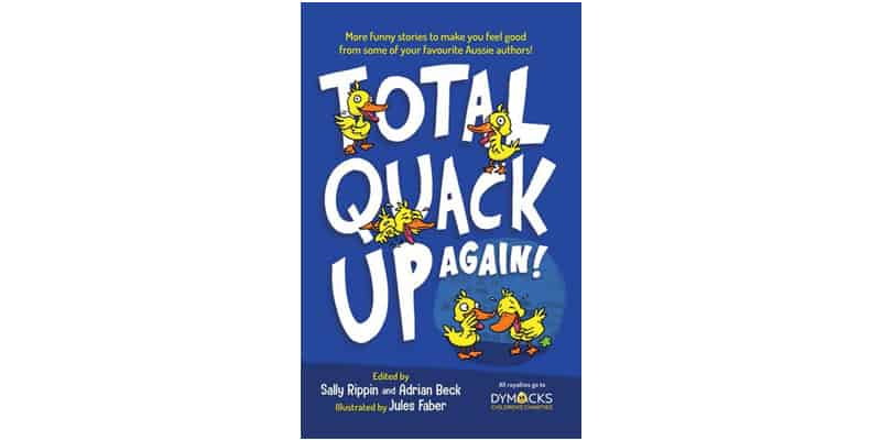 Funny books for kids - Quack Up Again