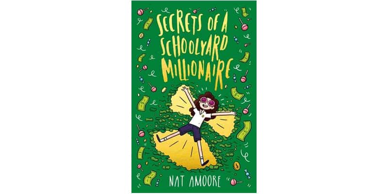 Funny books for kids - Schoolyard Millionaire