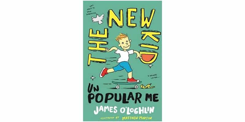 Funny books for kids - Unpopular Me