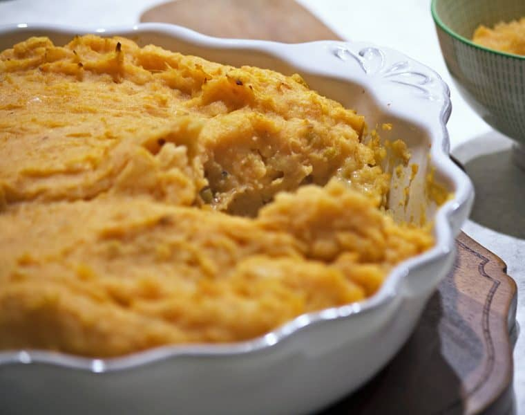 Lentil cottage pie - an easy, everyday recipe the family will love