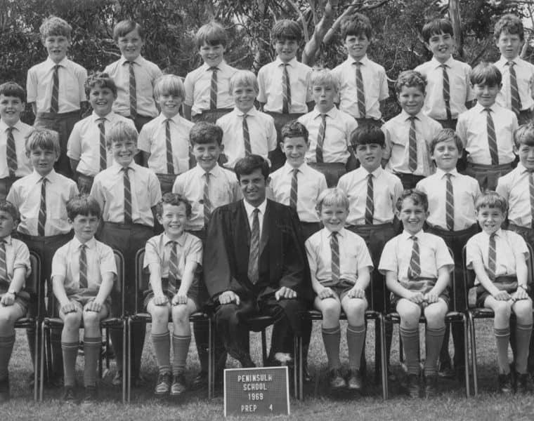1969 school photo