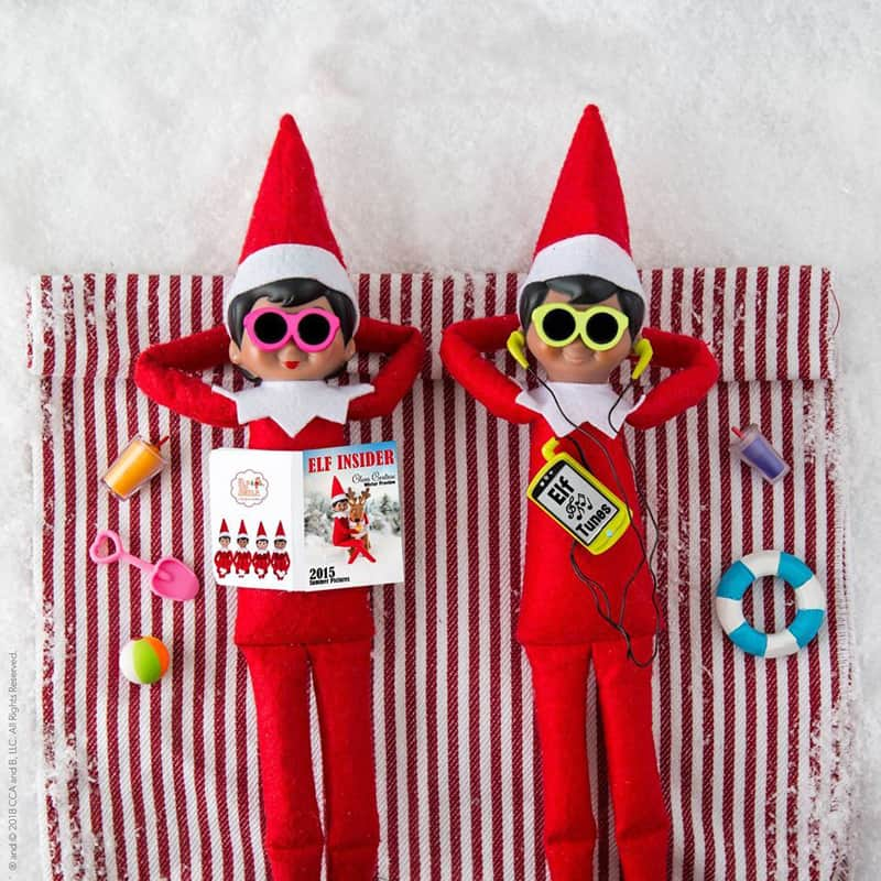 5 you beaut Aussie Elf on the Shelf ideas