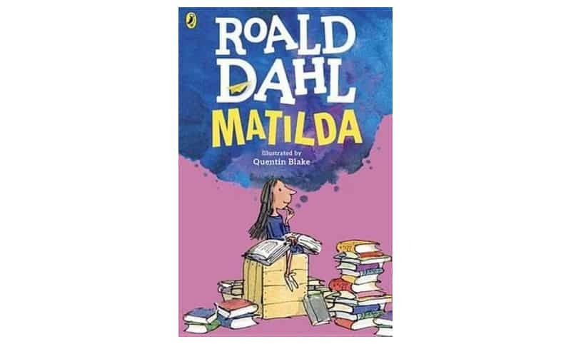 Books for non readers - Matilda