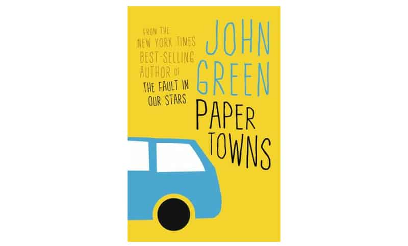 Books for non readers - Paper Towns
