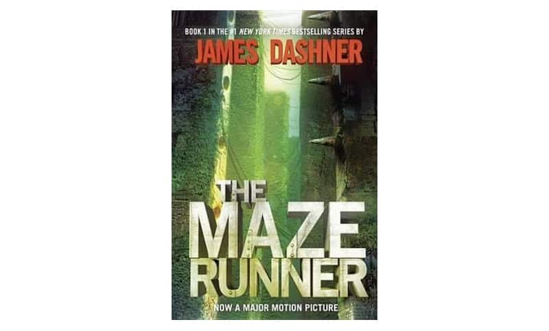 Books for non readers - The Maze Runner