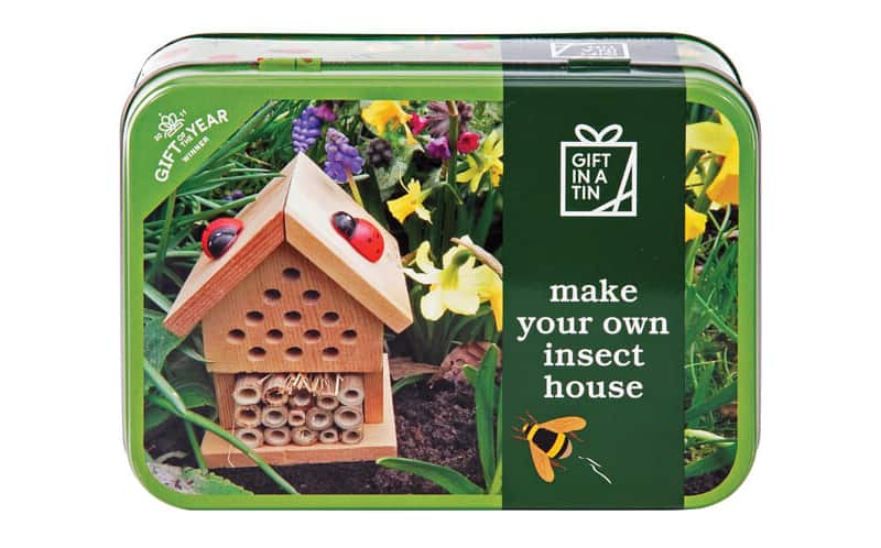 DIY insect house