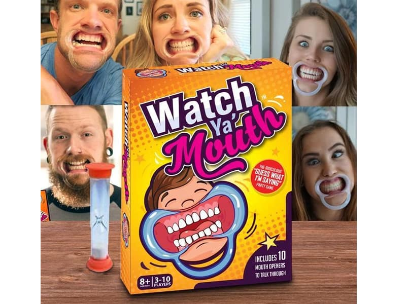 Gifts for Tweens - watch ya mouth