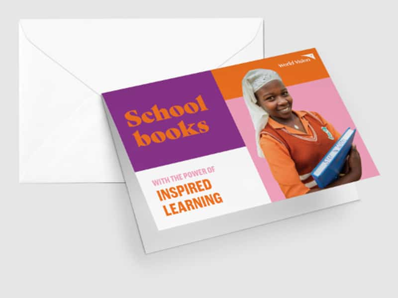 Gifts for tweens - World Vision