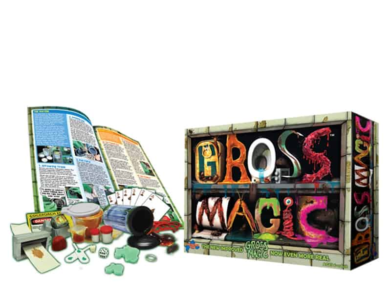 Gifts for tweens - gross magic