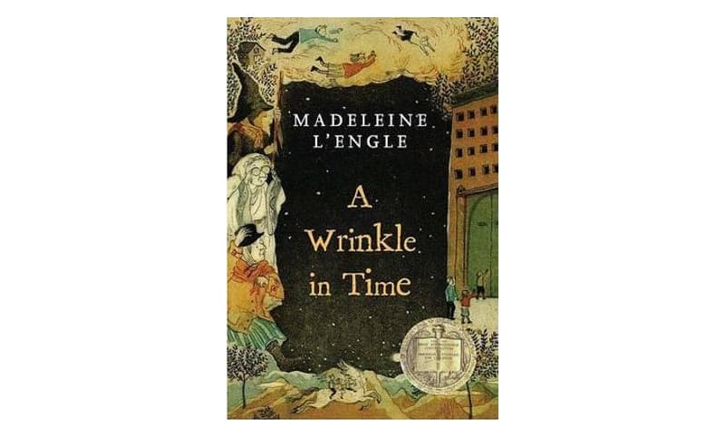 Kids movies based on books - A Wrinkle in Time