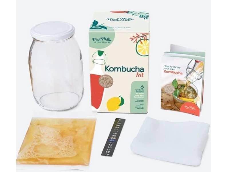 Kombucha kit makes a great gift for teens