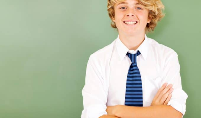 Tips for year 7 from older high school students