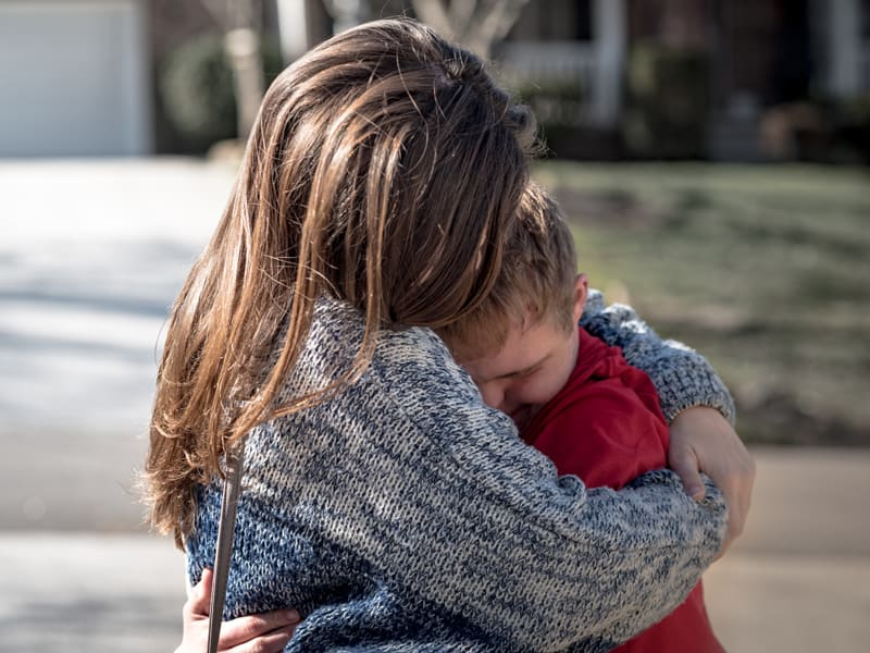 Please stop judging other mums